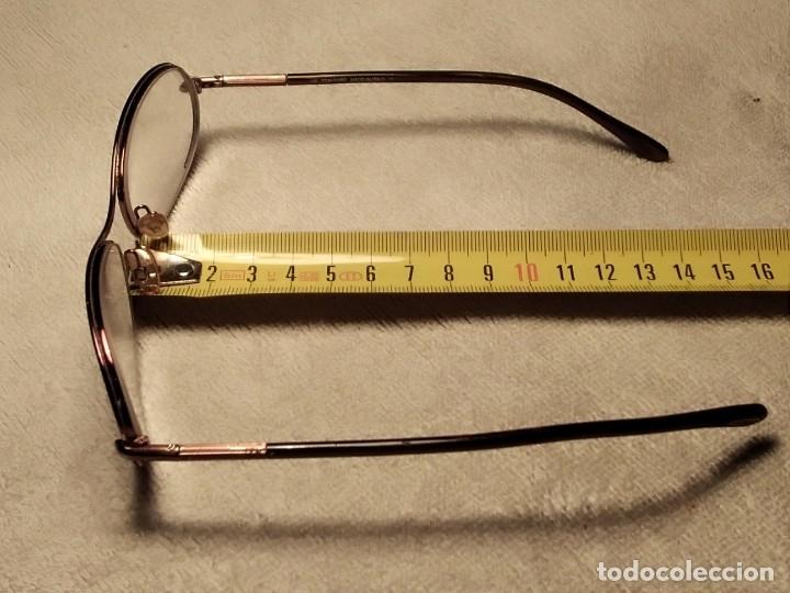 Vintage: Gafas ( TOM FORD, TF 5078. LP 1132436 en la Varilla )CRISTALES GRADUADOS. MONTURA EN BUEN ESTADO. - Foto 11 - 177947279