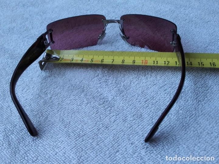 Vintage: Gafas ( BVLGARI, 626.. 104/7E) CRISTALES NO GRADUADOS. MONTURA EN BUEN ESTADO. - Foto 10 - 178023968