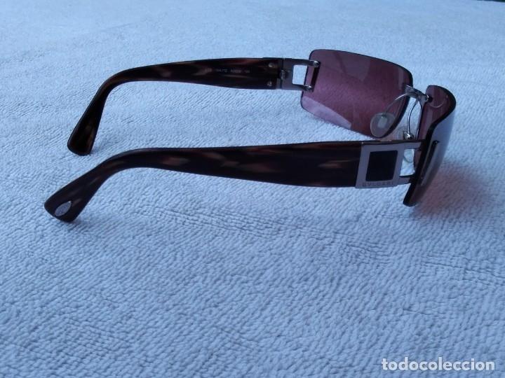 Vintage: Gafas ( BVLGARI, 626.. 104/7E) CRISTALES NO GRADUADOS. MONTURA EN BUEN ESTADO. - Foto 13 - 178023968