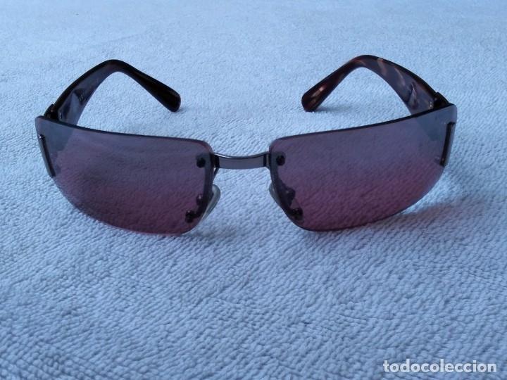 Vintage: Gafas ( BVLGARI, 626.. 104/7E) CRISTALES NO GRADUADOS. MONTURA EN BUEN ESTADO. - Foto 14 - 178023968