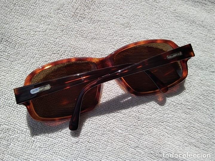 Vintage: Gafas ( CUSTÓ, BARCELONA 5001 CA-2109 ) CRISTALES NO GRADUADOS. MONTURA EN BUEN ESTADO. - Foto 5 - 178027399