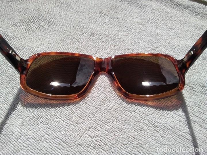 Vintage: Gafas ( CUSTÓ, BARCELONA 5001 CA-2109 ) CRISTALES NO GRADUADOS. MONTURA EN BUEN ESTADO. - Foto 9 - 178027399