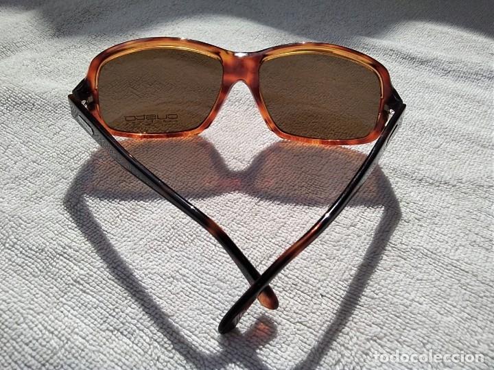 Vintage: Gafas ( CUSTÓ, BARCELONA 5001 CA-2109 ) CRISTALES NO GRADUADOS. MONTURA EN BUEN ESTADO. - Foto 10 - 178027399