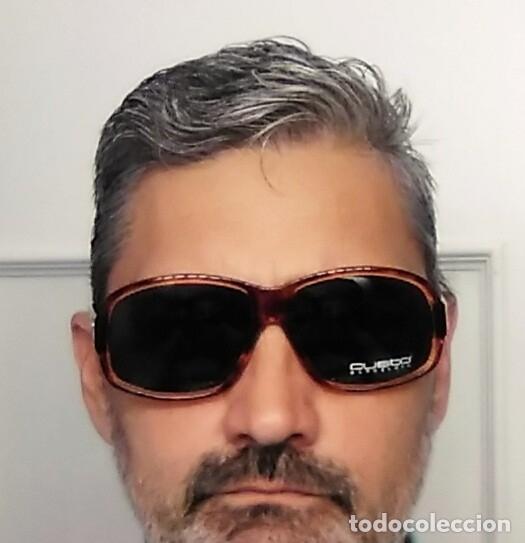 Vintage: Gafas ( CUSTÓ, BARCELONA 5001 CA-2109 ) CRISTALES NO GRADUADOS. MONTURA EN BUEN ESTADO. - Foto 14 - 178027399