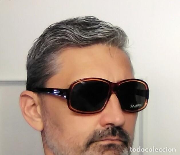 Vintage: Gafas ( CUSTÓ, BARCELONA 5001 CA-2109 ) CRISTALES NO GRADUADOS. MONTURA EN BUEN ESTADO. - Foto 15 - 178027399