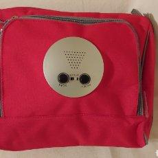 Vintage: SIN ESTRENAR-BOLSA/ NECESER VIAJE CON RADIO. Lote 178062790