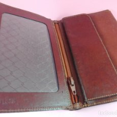 Vintage: CARTERA/BILLETERO/MONEDERO-LOTUSSE-EXCELENTE ESTADO-VER FOTOS. Lote 178174655