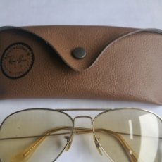 Vintage: GAFAS RAY- BAN B&L. U.S.A.. CON SU FUNDA. Lote 178187285