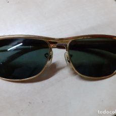 Vintage: GAFAS DE SOL RAY BAN OLYMPIAN II ORIGINALES DE 1966.JOHN LENNON,THE BEATLES VIDEO RAIN.PAPER WRITER.. Lote 178336021