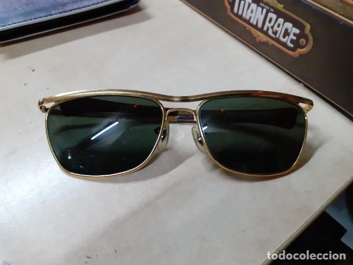 Vintage: Gafas de sol Ray Ban Olympian II originales de 1966.John Lennon,the Beatles video Rain.Paper Writer. - Foto 5 - 178336021