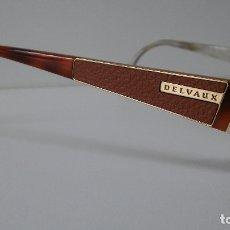 Vintage: GAFAS MONTURA DELVAUX VINTAGE. Lote 178755348