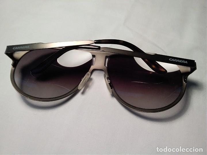 Vintage: Gafas ( CARRERA CHAMPION/MT PVCHA) CRISTALES NO GRADUADOS. MONTURA EN BUEN ESTADO. - Foto 4 - 178894303
