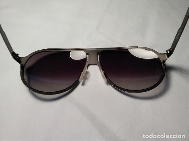 Vintage: Gafas ( CARRERA CHAMPION/MT PVCHA) CRISTALES NO GRADUADOS. MONTURA EN BUEN ESTADO. - Foto 5 - 178894303