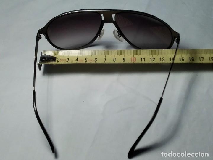 Vintage: Gafas ( CARRERA CHAMPION/MT PVCHA) CRISTALES NO GRADUADOS. MONTURA EN BUEN ESTADO. - Foto 10 - 178894303