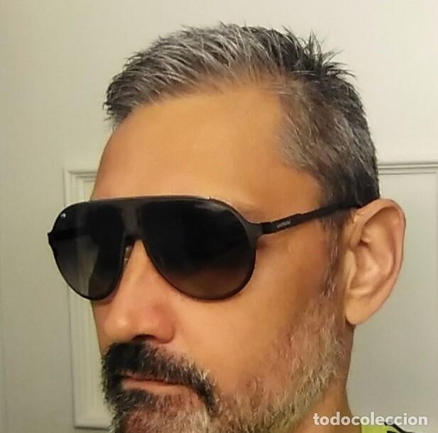 Vintage: Gafas ( CARRERA CHAMPION/MT PVCHA) CRISTALES NO GRADUADOS. MONTURA EN BUEN ESTADO. - Foto 11 - 178894303