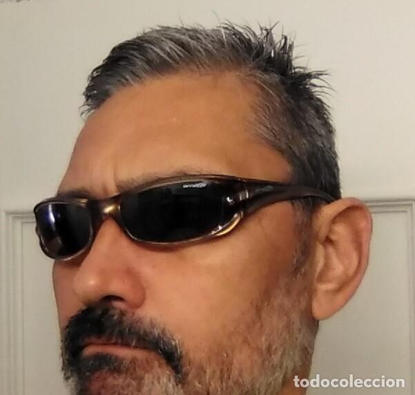 Vintage: Gafas ( ARNETTE STANCE 4020) CRISTALES NO GRADUADOS. MONTURA EN BUEN ESTADO. - Foto 14 - 178933901