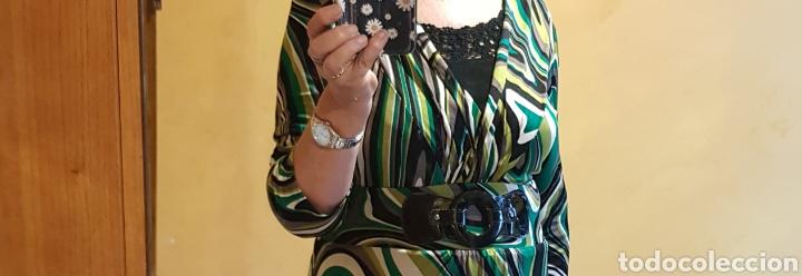 Vintage: Vestido de punto talla 44 - Foto 4 - 179121182