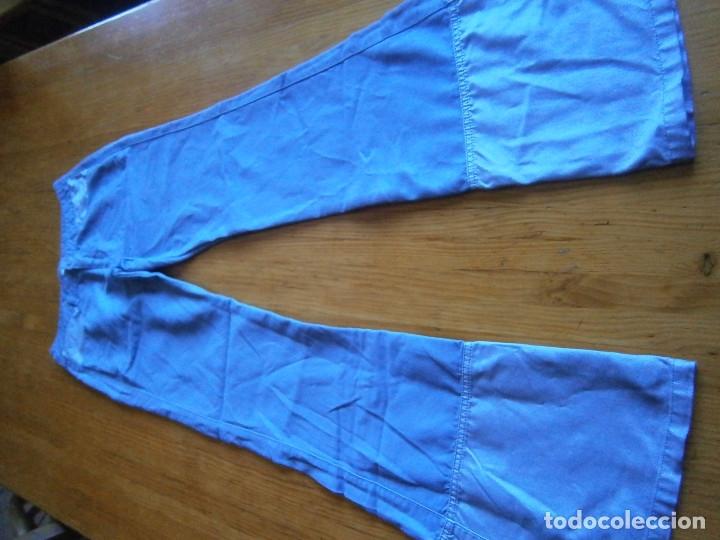 Pantalon De Campana Marca Motor Jeans Anos 80 Comprar Moda Vintage Mujer En Todocoleccion 179323092