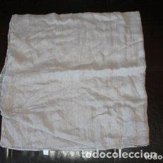 Vintage: FULAR PAÑUELO LISO 100% VISCOSA. Lote 180044182