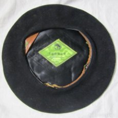 Vintage: BOINA NEGRA FERRER MADRID. Lote 180137777