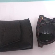 Vintage: POLICE GAFAS DE SOL PLEGABLES MOD 2176 S10 FOLDING SUNGLASSES. Lote 180314292