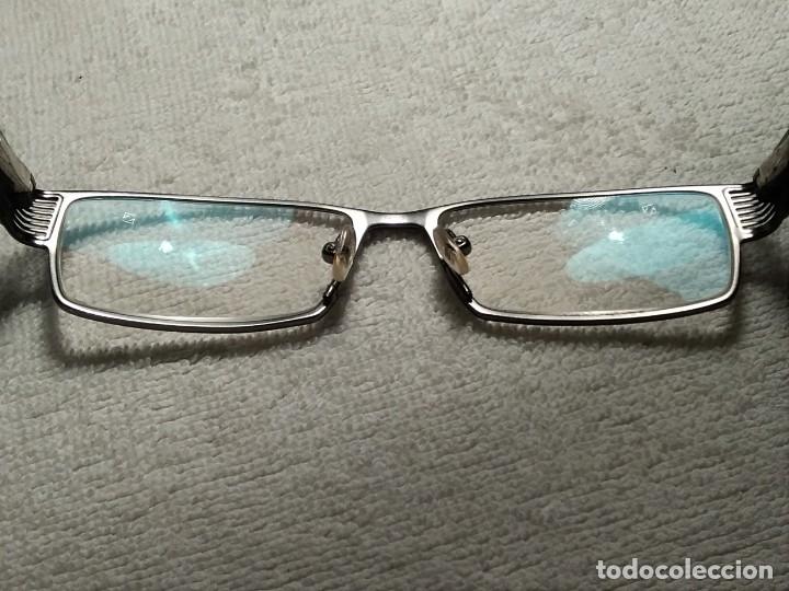 Vintage: Gafas ( GUESS GU 1591.) CRISTALES GRADUADOS, MONTURA EN BUEN ESTADO. - Foto 6 - 180855456