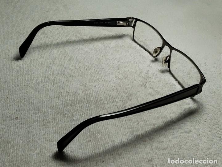 Vintage: Gafas ( GUESS GU 1591.) CRISTALES GRADUADOS, MONTURA EN BUEN ESTADO. - Foto 13 - 180855456