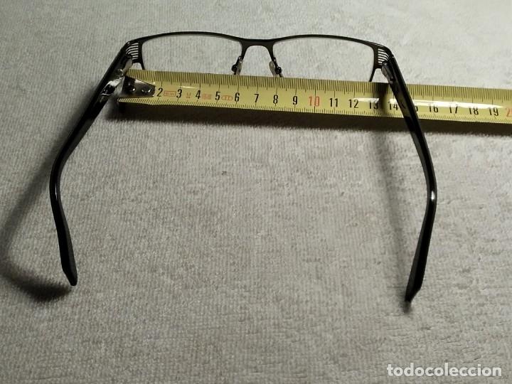 Vintage: Gafas ( GUESS GU 1591.) CRISTALES GRADUADOS, MONTURA EN BUEN ESTADO. - Foto 14 - 180855456