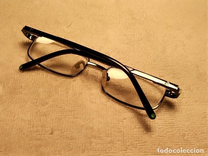 Vintage: Gafas ( UNITED COLORS OF BENETON. BB 05202.) CRISTALES GRADUADOS. MONTURA EN BUEN ESTADO. - Foto 3 - 180860341