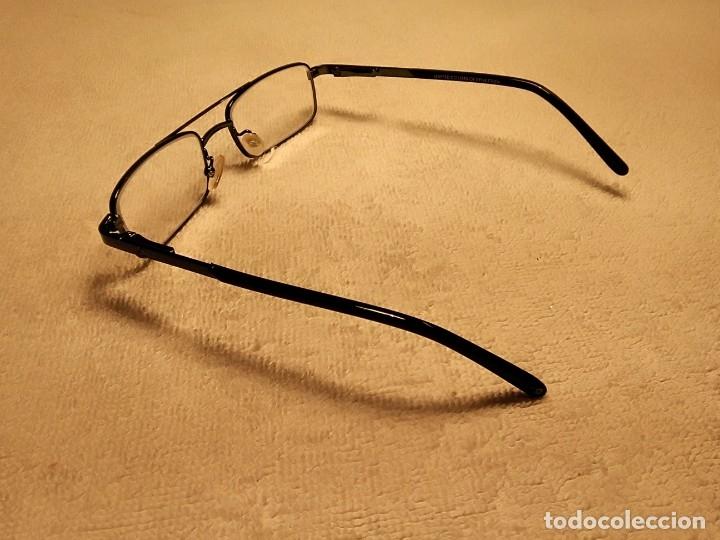 Vintage: Gafas ( UNITED COLORS OF BENETON. BB 05202.) CRISTALES GRADUADOS. MONTURA EN BUEN ESTADO. - Foto 6 - 180860341