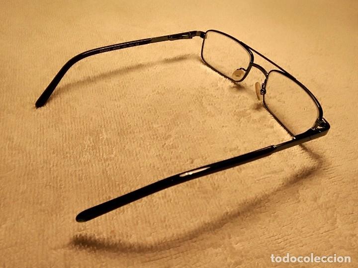 Vintage: Gafas ( UNITED COLORS OF BENETON. BB 05202.) CRISTALES GRADUADOS. MONTURA EN BUEN ESTADO. - Foto 7 - 180860341