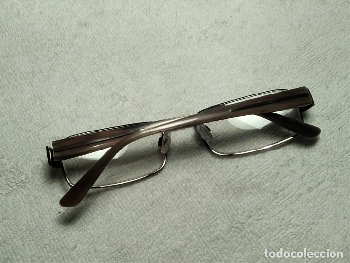Vintage: Gafas ( SPECSAVERS MODELO YORATH. ENGLAND.) CRISTALES GRADUADOS. MONTURA EN BUEN ESTADO - Foto 4 - 181017495