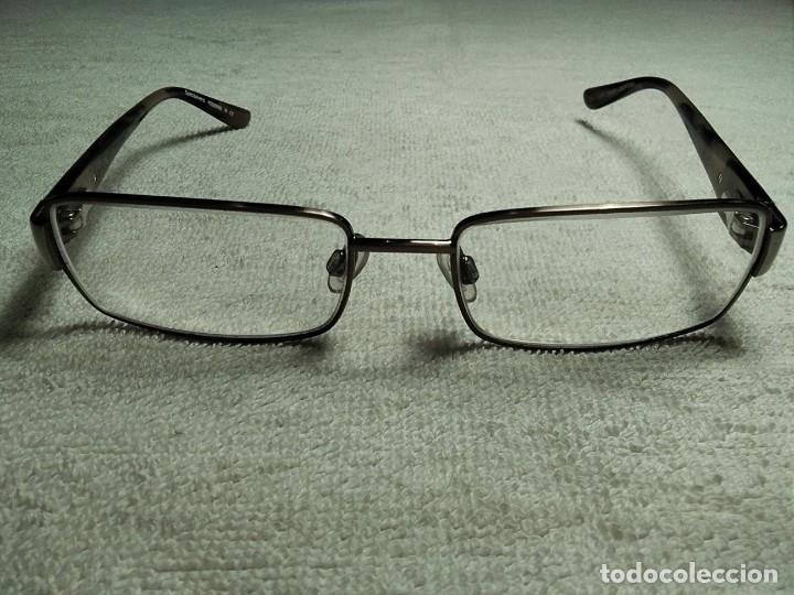 Vintage: Gafas ( SPECSAVERS MODELO YORATH. ENGLAND.) CRISTALES GRADUADOS. MONTURA EN BUEN ESTADO - Foto 7 - 181017495