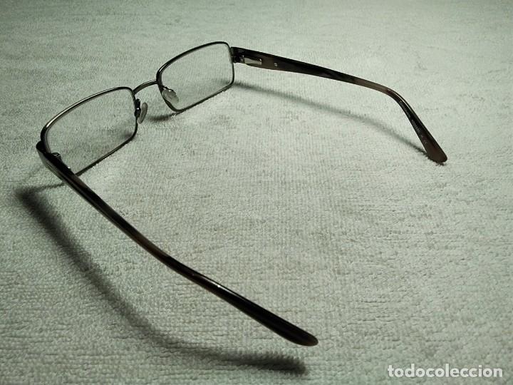 Vintage: Gafas ( SPECSAVERS MODELO YORATH. ENGLAND.) CRISTALES GRADUADOS. MONTURA EN BUEN ESTADO - Foto 11 - 181017495