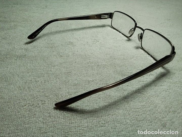 Vintage: Gafas ( SPECSAVERS MODELO YORATH. ENGLAND.) CRISTALES GRADUADOS. MONTURA EN BUEN ESTADO - Foto 12 - 181017495