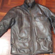 Vintage: CAZADORA DE CUERO. Lote 181342038