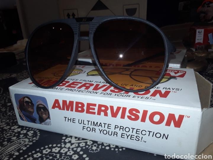 Vintage: Dos pares de gafas ambervision años 90 teletienda - Foto 2 - 181747311