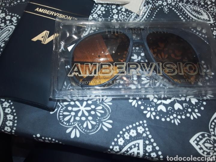 Vintage: Dos pares de gafas ambervision años 90 teletienda - Foto 3 - 181747311