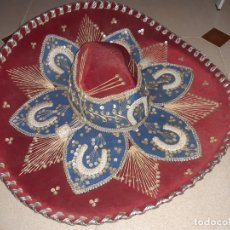 Vintage: SOMBRERO MEJICANO PIGALLE XXXXX. . Lote 182300046