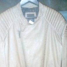 Vintage: CAZADORA POLIPIEL ESTILO MOTERO. Lote 182482755