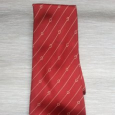 Vintage: CORBATA GUCCI - ALL SILK - MADE IN ITALY. Lote 182639366