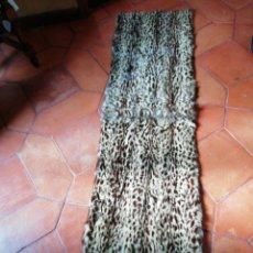 Vintage: ESTOLA DE OCELOTE. Lote 183282383