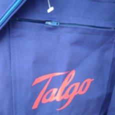 Vintage: ANTIGUO MONO DE TRENES TALGO. Lote 183553871