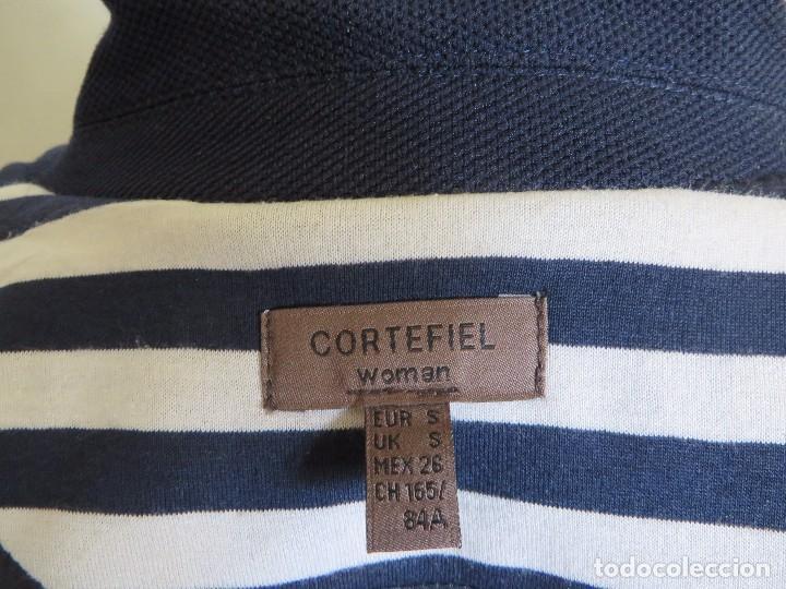 Vintage: Elegante chaqueta de Cortefiel talla S - Foto 7 - 183822982