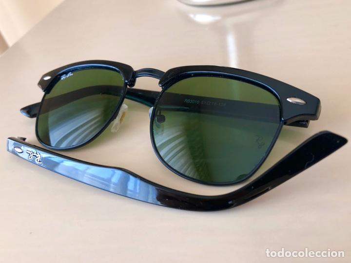 Vintage: Gafas de sol marca Rayban - Tienen una pata rota - Foto 3 - 183868360