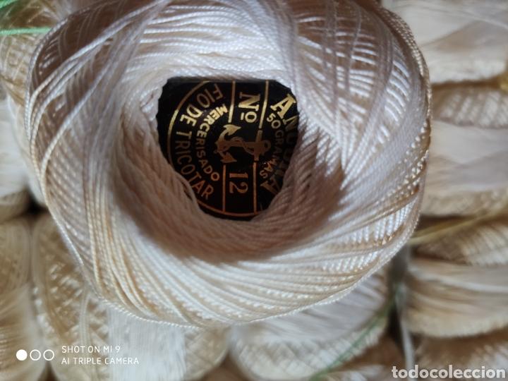 Vintage: Ovillos de perlé Áncora - Foto 3 - 184186020