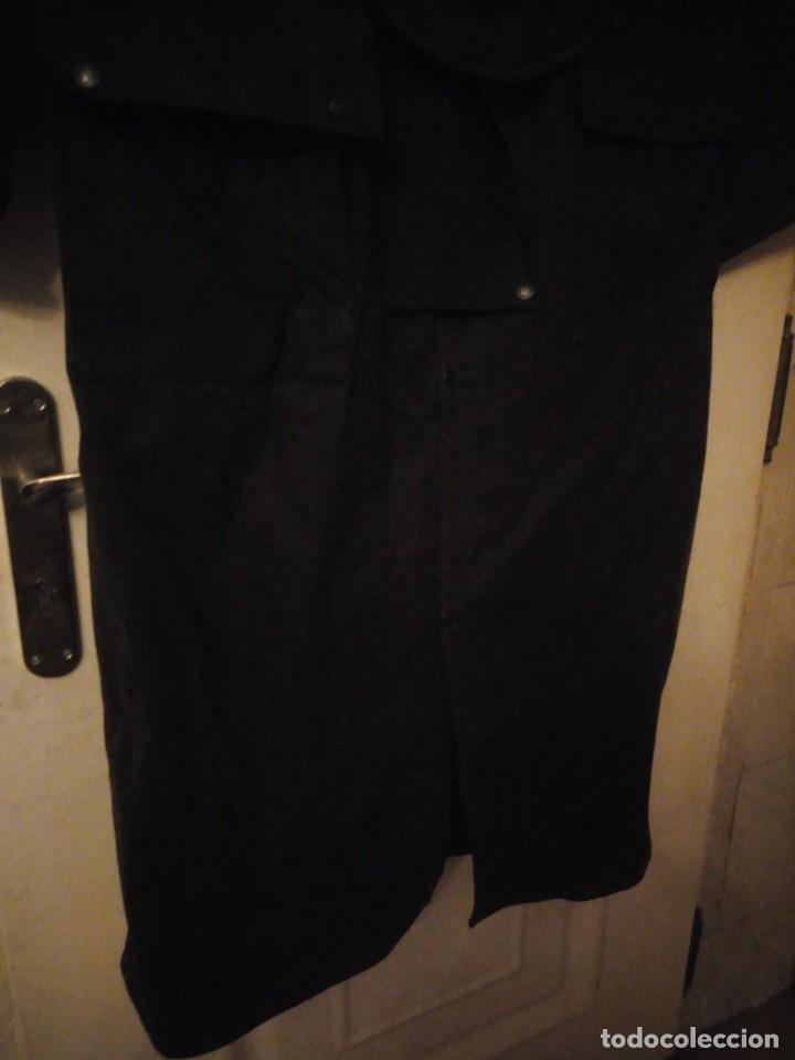 Vintage: abrigo gaban Driza Bone Riding Rainlover Weatherall Short Coats,size xl 7,con gorro a juego,vintage - Foto 4 - 184666297