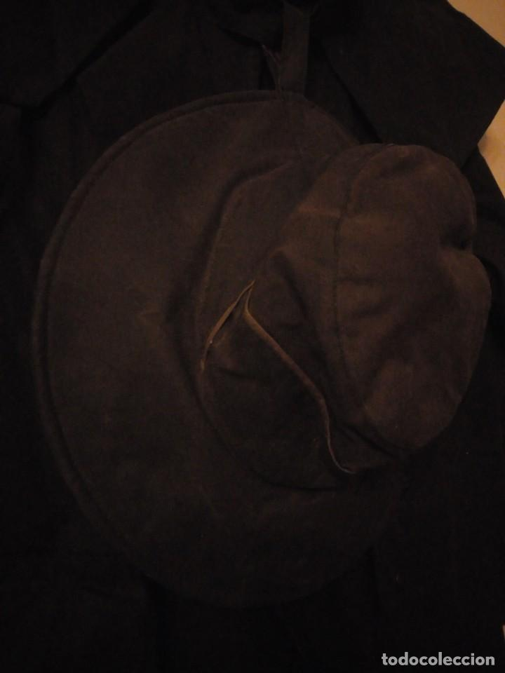 Vintage: abrigo gaban Driza Bone Riding Rainlover Weatherall Short Coats,size xl 7,con gorro a juego,vintage - Foto 5 - 184666297