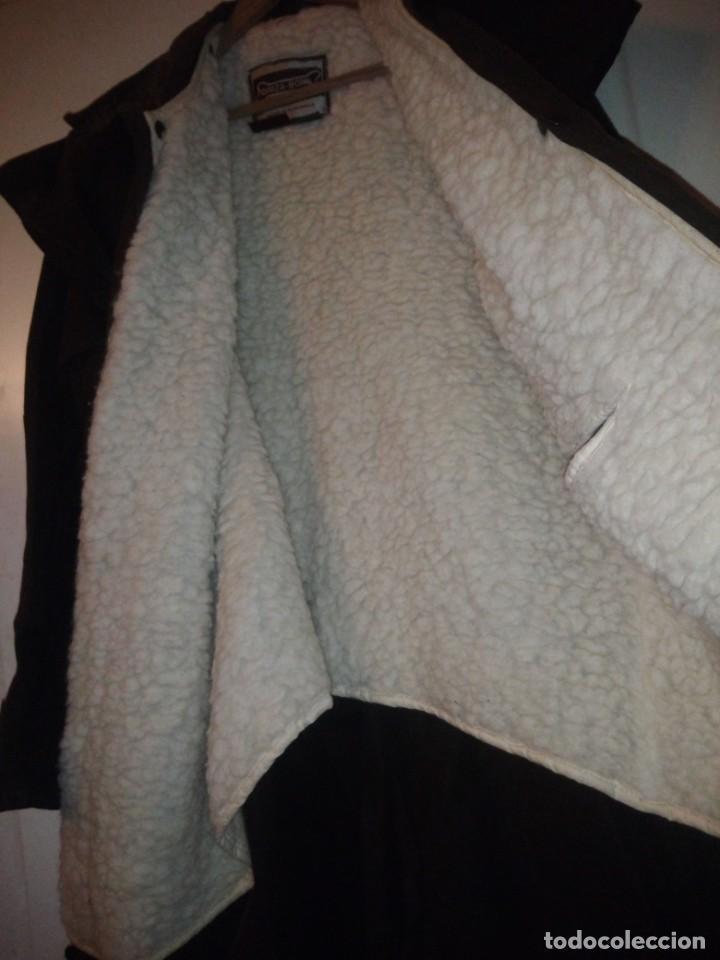 Vintage: abrigo gaban Driza Bone Riding Rainlover Weatherall Short Coats,size xl 7,con gorro a juego,vintage - Foto 14 - 184666297