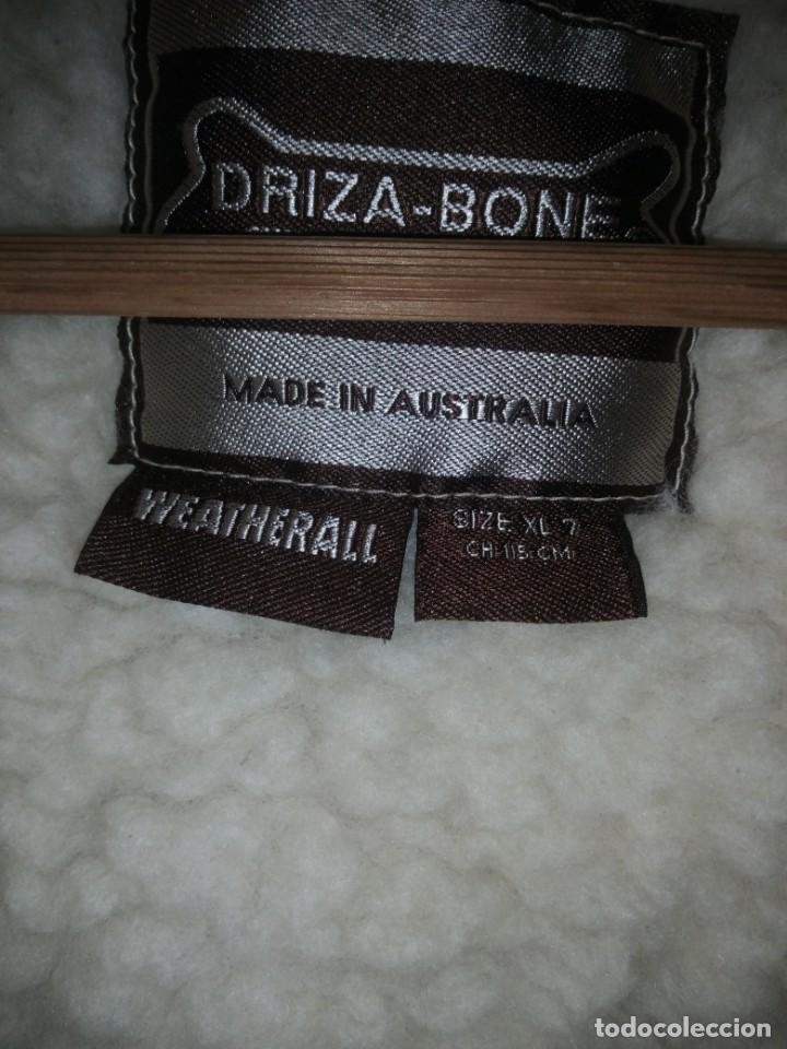 Vintage: abrigo gaban Driza Bone Riding Rainlover Weatherall Short Coats,size xl 7,con gorro a juego,vintage - Foto 17 - 184666297